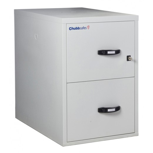 """Chubbsafes Fire File 31"""" 2 drwr"""