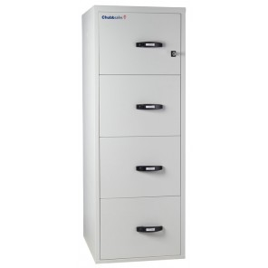 "Chubbsafes Fire File 25"" 4 drwr"